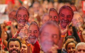Reafirmada candidatura Lula 'para combater o aprofundamento do golpe'