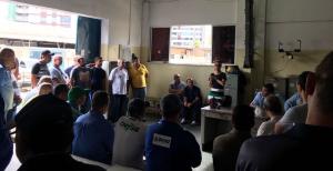 Sindisan-SE realiza oficinas para esclarecer questões trabalhistas