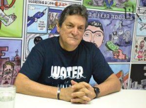 Professor Luís Roberto Moraes recebe prêmio Lúcio Costa personalidades na categoria saneamento