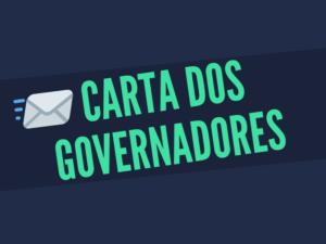 Carta dos Governadores -Possibilidade de veto ao artigo 16 do Projeto de Lei 4.162/2, que altera a lei de saneamento